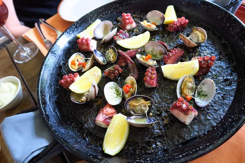 スペイン料理店「ARROZ」のパエリアがとっても美味しい@トンローsoi53