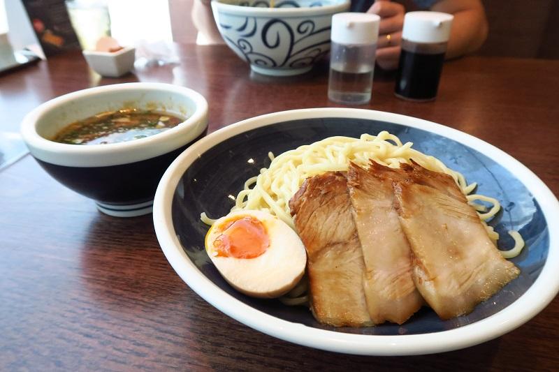 バンコクにオープン「麺鮮醤油房 周月」愛媛から来たつけ麺専門店@トンローsoi49