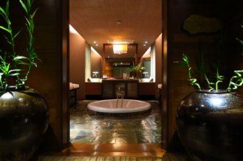 5つ星ホテルスパ体験!タイ式アロママッサージ「SEASON SPA」@CONRAD BANGKOK