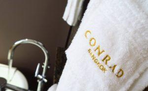 ラグジュアリーな5つ星ホテル「CONRAD BANGKOK」の宿泊記(PR)