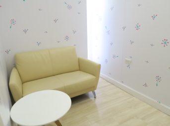 エンポリアムの授乳室の場所と部屋