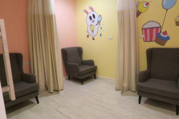 セントラル 授乳室