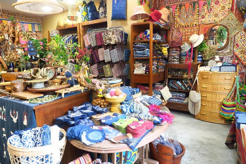 チャトチャックにある人気タイ雑貨屋さん「Armong」@プロンポンsoi31