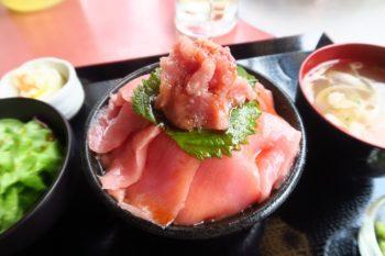 人気の本マグロ丼「てっぺん」のランチがトンロー店も開始!@トンローsoi11