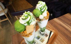抹茶と日本茶のカフェ「nana's green tea」がバンコクに出店@エカマイsoi5(ドンキ)