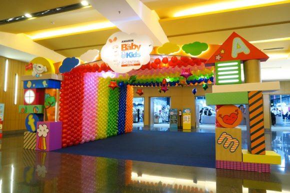 赤ちゃん用品や服のフェアーイベント!AMARIN「Baby&Kids Fair」@BITEC