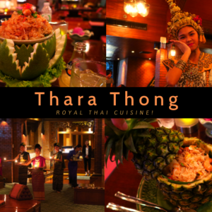【タイ旅行】美味しいタイ料理を食べながらタイ舞踊が楽しめる「Thara Thong」がおすすめ@Royal Orchid Sheraton Hotel Bangkok(PR)