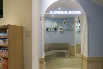 アイコンサイアム高島屋の授乳室とおむつ替え室の場所と部屋