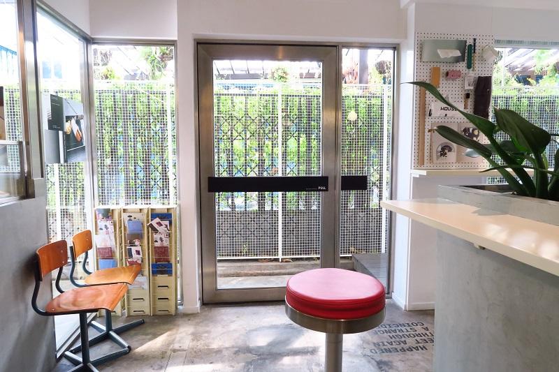 トンローのこじんまり隠れ家カフェ「co-incidence」@sukhumvit soi 49