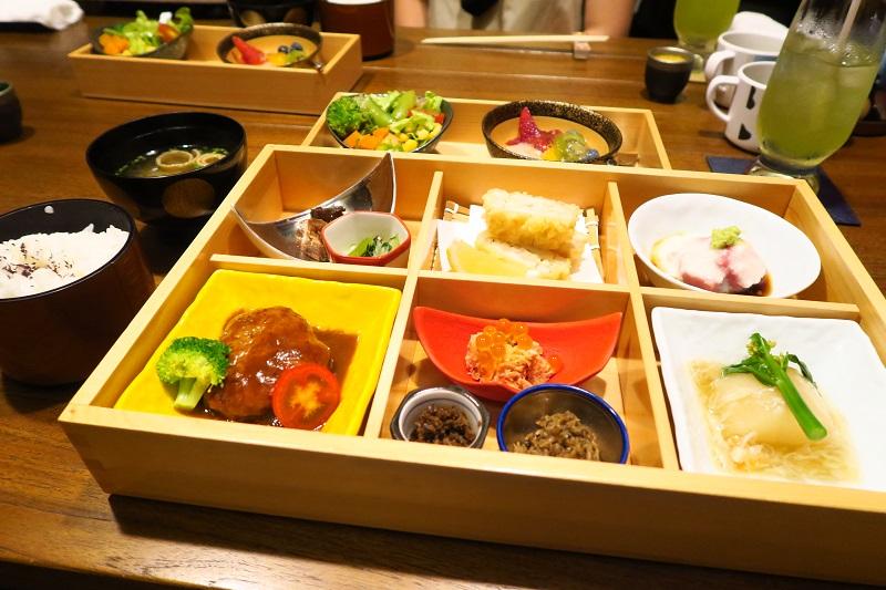 美味しい日本料理店『ライブキッチン天翔』のランチの満足度が高い@soi sukhumvit 24