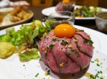 A5ランクの近江牛を使ったお得なランチが食べれる『SHAKARICH(しゃかりっち)』へ@トンローSoi14