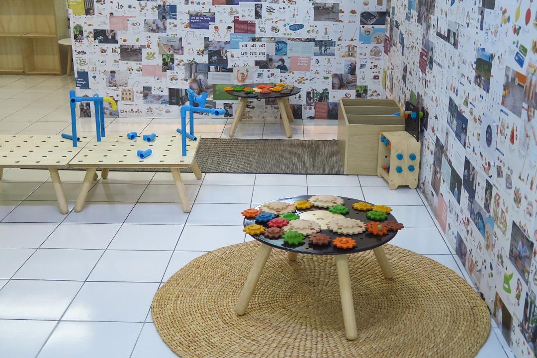 これで無料なのが凄い!PlanToysの『Forest of Play』木のおもちゃ専門店の遊び場へ行ってきました!