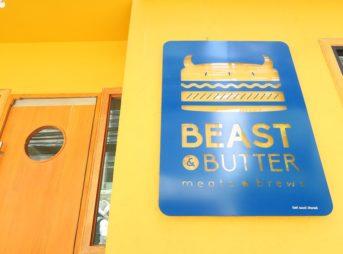 アメリカンスタイルバーガー『BEAST&BUTTER』でランチ@thonglor soi 10