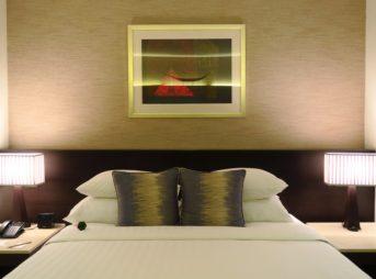 【宿泊記】駅とデパートに直結5つ星ホテル『エンポリアムスイーツ(Emporium Suites by Chatrium)』は利便性抜群!
