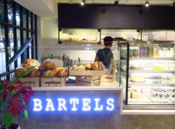【Bartels】自家製サワードウブレッド専門のベーカーリー店@トンロー