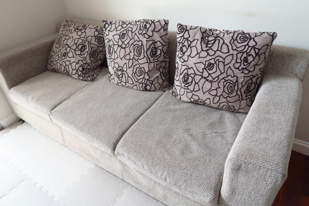【住まいるサポート24】バンコクでソファークリーニングをお願いしてみた!