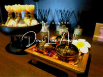【静 Diora Luxe Asoke】バンコクのスパ!ハーバルボールとアロママッサージを受けてみた(PR)