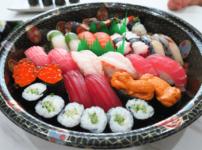 【テンダイニング】老舗天然マグロの美味しいお寿司をデリバリー