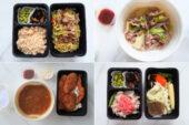 【FOOD FACTORY】糖質制限&完全カロリー管理型のダイエット弁当とがっつりカロリー増しまし弁当の同時注文が可能(PR)